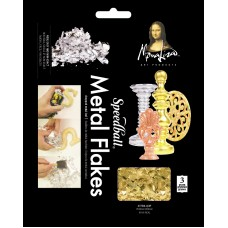 Mona Lisa Composition Gold Leaf Flakes 3g