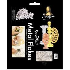 Mona Lisa Composition Silver Leaf Flakes 3g