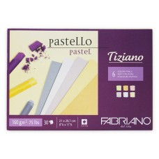 Tiziano Soft Colours - 6 pack 160gsm A4