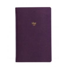 Letts Legacy Notebook - Purple