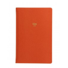 Letts Legacy Notebook - Orange