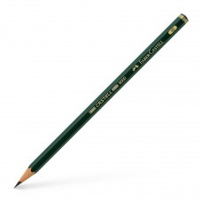 Castell 9000 Artist Grade Blacklead Pencil - 4B