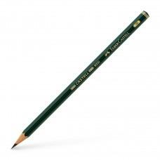 Castell 9000 Artist Grade Blacklead Pencil - 7B