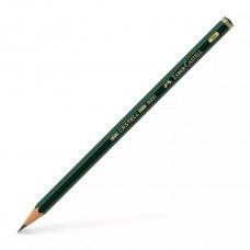 Castell 9000 Artist Grade Blacklead Pencil - 3H