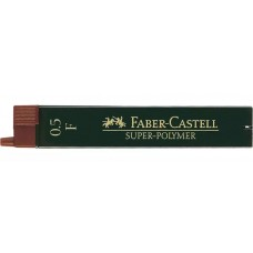 Faber-Castell 0.5mm F Pencil Leads