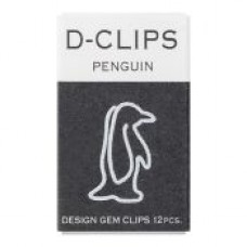 D-Clip mini - Penguin