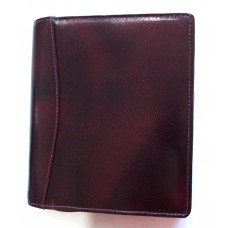 12 Pen Case, Oxblood