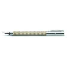 Ambition OpArt White Sand Fountain Pen