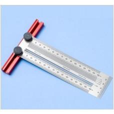 150mm Precision T-Rule