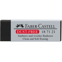 Dust Free Black Eraser, Large