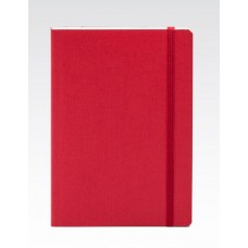 EcoQua A6 Raspberry Dotted Notebook