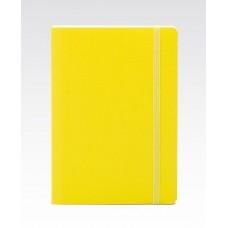 EcoQua A6 Lemon Blank Notebook