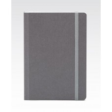 EcoQua A5 Bound Stone Dotted Notebook