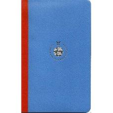Smartbook Notebook - Medium Ruled Blue/Orange