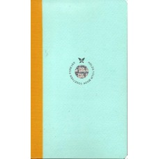 Smartbook Notebook - Medium Ruled Mint/Yellow