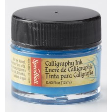 Indigo Blue Pigmented Acrylic Ink 12ml