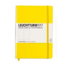 Medium Dotted Lemon Hardcover
