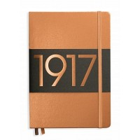 Medium Dotted Copper Hardcover