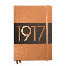 Medium Dotted Copper Hardcover