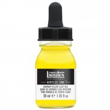 Cadmium Yellow Light Hue Acrylic Ink 30ml