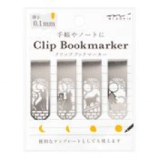 Clip Bookmarker - Cat