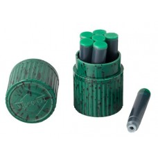 Green, 7 cartridge container