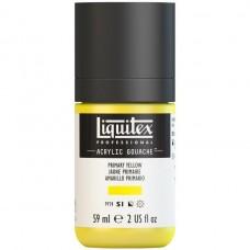 Acrylic Gouache 59ml - Primary Yellow