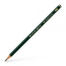 Castell 9000 Artist Grade Blacklead Pencil - B
