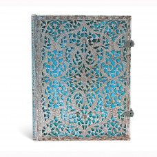 Filigree Maya Blue Ultra Hardcover Lined