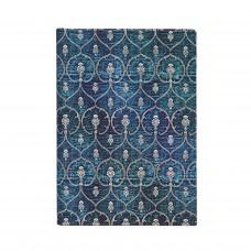Blue Velvet Midi Hardcover Lined