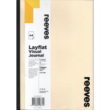 Layflat Visual Journal A4 Avorio