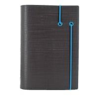 Apex Pocket Organiser Dark Grey