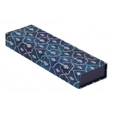 Blue Velvet Pencil Case