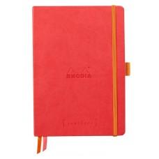 Rhodiarama Goalbook A5 Coral