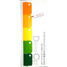 Demi-clip 5 Pack Vegetable