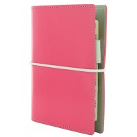Domino Pocket Organiser Deep Pink