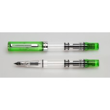 Eco Transparent Green Fountain Pen