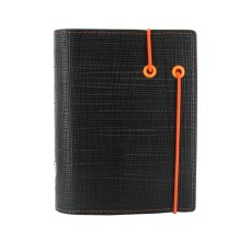 Apex Pocket Organiser Black