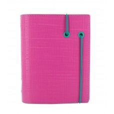 Apex Pocket Organiser Pink