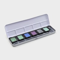 6-Colour Pearlescent Cool Set
