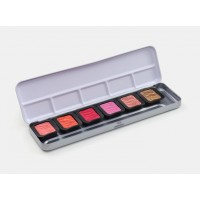 6-Colour Pearlescent Warm Set