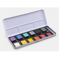 12-Colour Pearlescent Rainbow Set