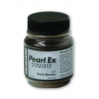 Pearl Ex Dark Brown 14g