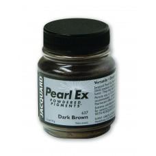 Pearl Ex Dark Brown 14g