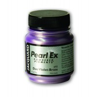 Pearl Ex Duo Violet-brass 14g