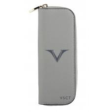 Visconti 2 Pen Case - Grey