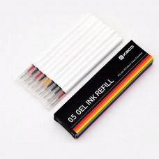 Kaco Multicoloured Gel 10 pack