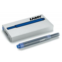 Lamy Blue T10 Ink Cartridges 5 Pack