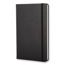 Classic Pocket Black Ruled Notebook - Unpackaged