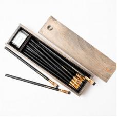 Blackwing Matte - Rustic Box Set